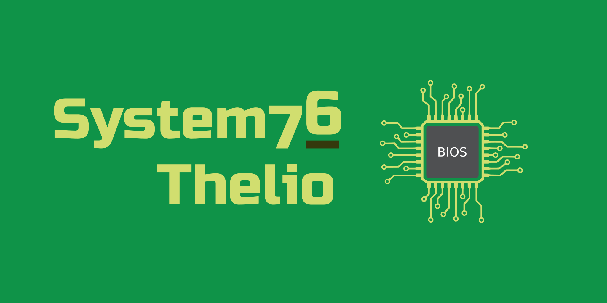 How to Update the BIOS on System76's Thelio Desktop | Feliciano Tech